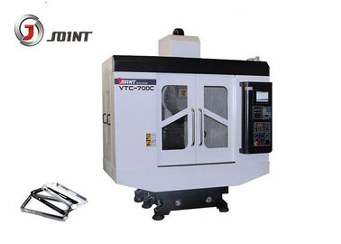 High Speed Automatic CNC Drilling And Tapping Machine 800 * 400mm Table Size
