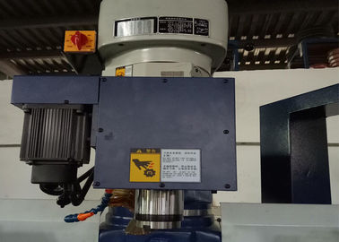 8m / Min Rapid Feed Benchtop Vertical Milling Machine  For Cutting And Milling Curve