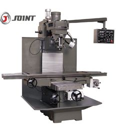 Universal 5HP Rated Power Metal Milling Machine Bed Structure 1570*405mm Table Size